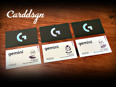 Gemini-business-card